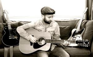 Online Session Guitarist Steve Baker